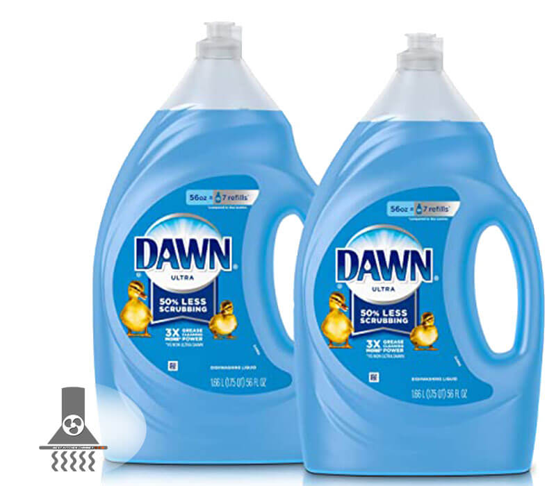 Dishwashing Liquid For Kitchen Cleaner