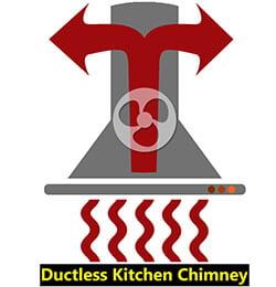 Ductless-Kitchen-Chimney