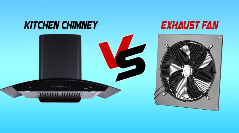Kitchen-Chimney-vs-Exhaust-Fan