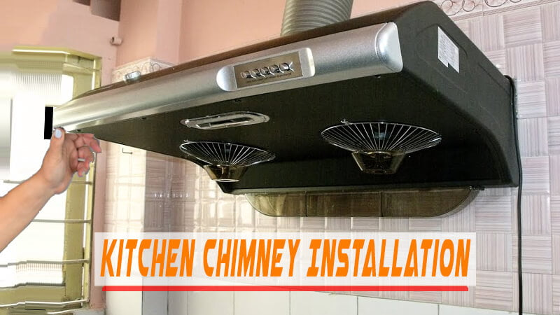 Kitchen-Chimney-Installation