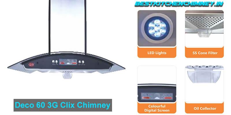 Deco 60 3G Clix Chimney
