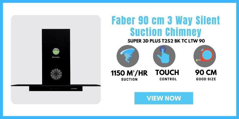 Faber-90-cm-3-Way-Silent-Suction-Chimney-1150 m³hr