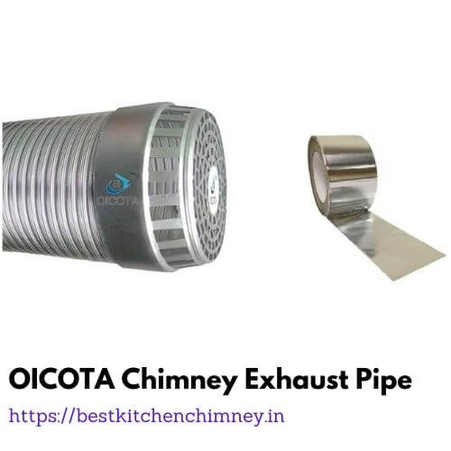 OICOTA Chimney Exhaust Pipe